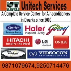 Ac repair in Uttam Nagar