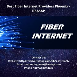 Best Fiber Internet Providers in Phoenix – ITSASAP