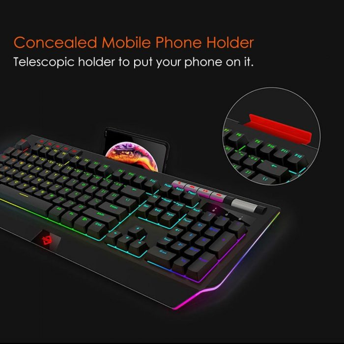 Ajazz AK525 Mechanical Keyboard   Shop For Gamers