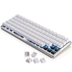 Ajazz Zinic Wireless 68 Keys Mechanical Keyboard | Shop For Gamers