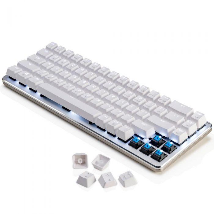 Ajazz Zinic Wireless 68 Keys Mechanical Keyboard   Shop For Gamers