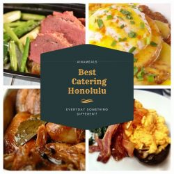 Best Catering Service Honolulu – Aina Meals