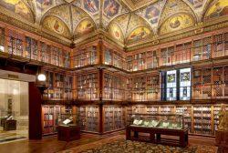 THE MORGAN LIBRARY & MUSEUM — NEW YORK, NEW YORK, USA