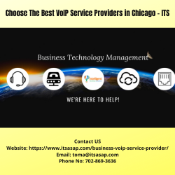 Choose The Best VoIP Service Providers in Chicago & Las Vegas – ITS