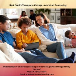 Best Family Therapy in Chicago – Ammirati Counseling