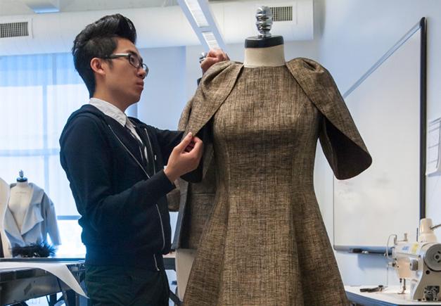 Fashion Designer | Jesse Keyes