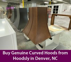 Buy Genuine Curved Hoods from Hoodsly in Denver, NC