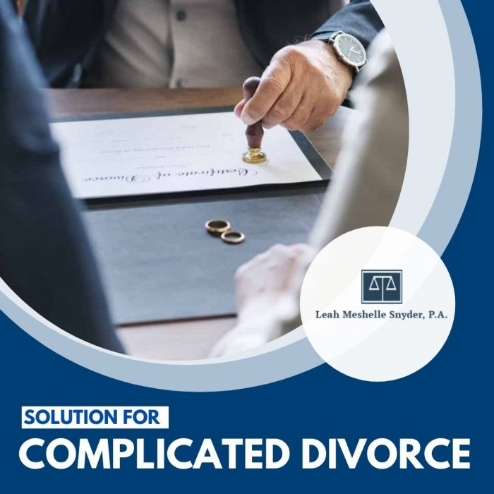 Consult an Experienced Divorce Attorney