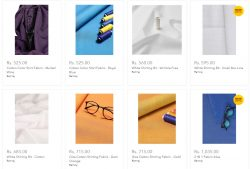 Cotton Fabric Online | Ramraj Cotton