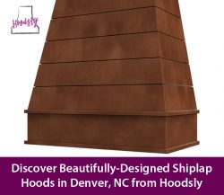 Discover Beautifully-Designed Shiplap Hoods in Denver, NC from Hoodsly