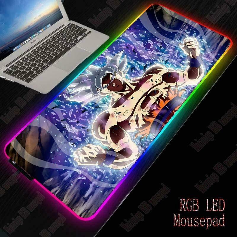 Dragon Ball RGB Mouse Pad 35X60X4MM