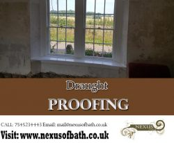 Draught Proofing Services by Nexusofbath