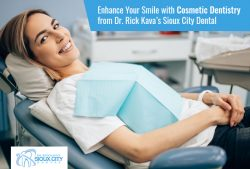 Enhance Your Smile with Cosmetic Dentistry from Dr. Rick Kava's Sioux City Dental