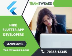 Flutter App Development for Business Needs