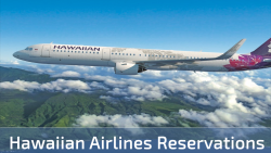 Hawaiian Airlines (Reservations & Cancellation) Phone Numbers