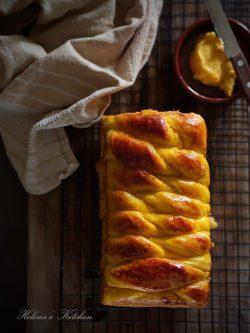 🎃南瓜馅吐司(Pumpkin Loaf)