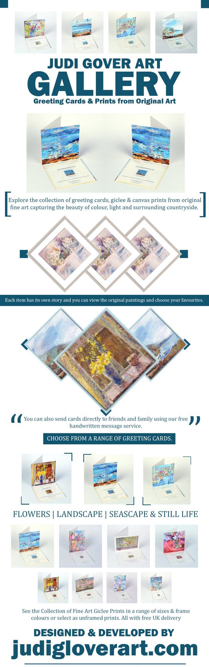 Judi Glover Art Gallery- Greeting Cards & Prints from Original Art