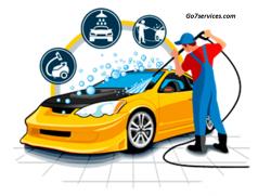 Car Wash Service in Dubai