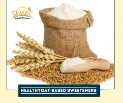 Naturally Processed Hydrolyzed Oats