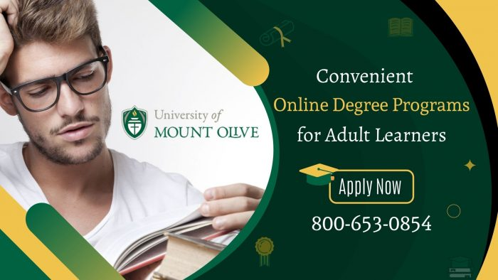 Online Degree Programs for Working Adults