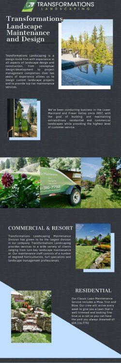 Best Transformations Landscape Maintenance and Design
