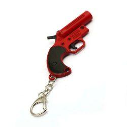 PUBG Keychain Flare Gun