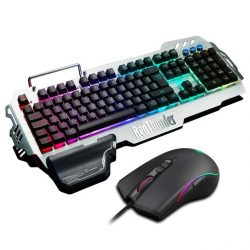 RedThunder K900 RGB Gaming Keyboard | Shop For Gamers
