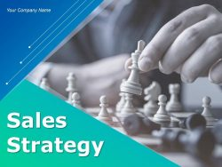 Sales Strategy Powerpoint Presentation Slides