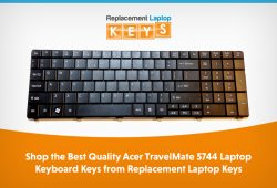 Shop the Best Quality Acer TravelMate 5744 Laptop Keyboard Keys from Replacement Laptop Keys
