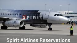 Spirit Airline Reservations