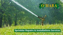 Sprinkler System Maintenance and Installation Services