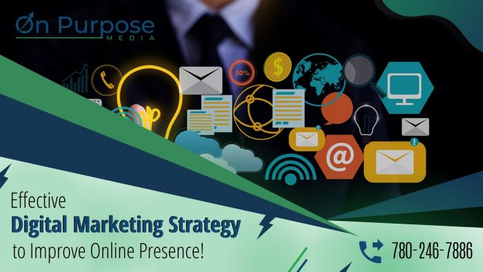 Strategy to Improve Your Business Digital Presence