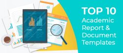 Top 10 Academic Report and Document Templates