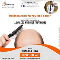 Advanced Hair Loss Treatment in Delhi