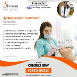 Hydrafacial Treatment in Delhi