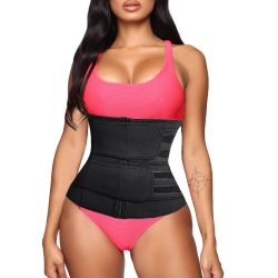 Women Waist Trainer Sauna Belt