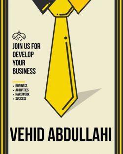 Vehid Abdullahi – Fintech Specialist | USA