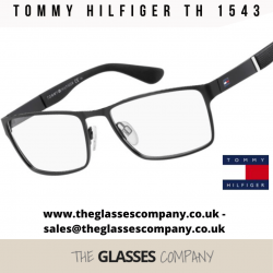 TOMMY HILFIGER TH 1543 | The Glasses Company