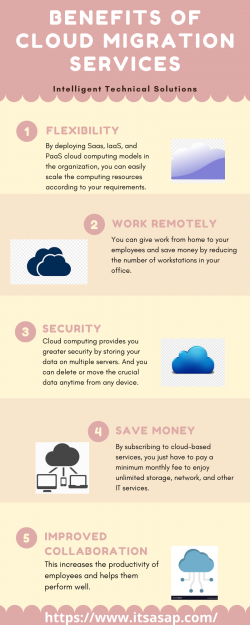 6 Common Reasons Why Enterprises Are Moving To Cloud