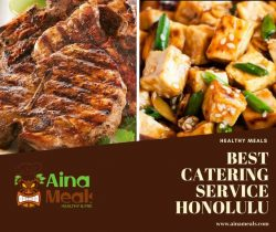 Best Honolulu Food Delivery – Aina Meals
