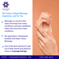 Choose the Right Massage Therapy to Relax Your Body
