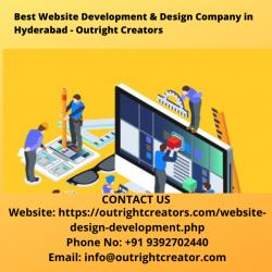Best Website Development And Design Service in Hyderabad