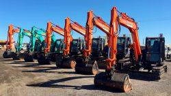 Machinery Hire Otago