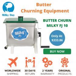 Butter Churn for Sale in Australia – Milkyday