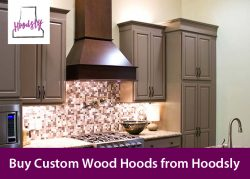 Buy Custom Wood Hoods from Hoodsly