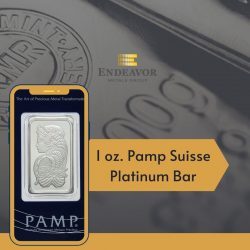 Buy Platinum Bullion Bars