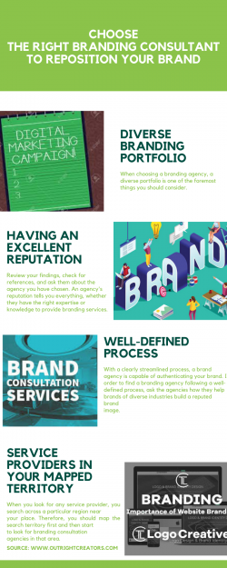 Choose the Right Branding Consultant to Reposition Your Brand