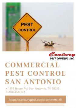 Commercial Pest Control – Century Pest Control