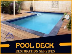 Create the Perfect Swimming Pool Deck