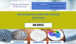 Custom made resume